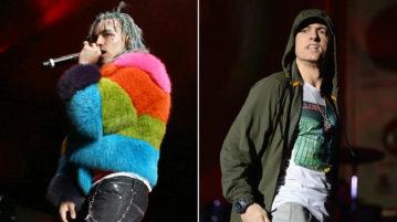 Lil Pump Accepts Eminems Diss on 'Kamikaze' Album