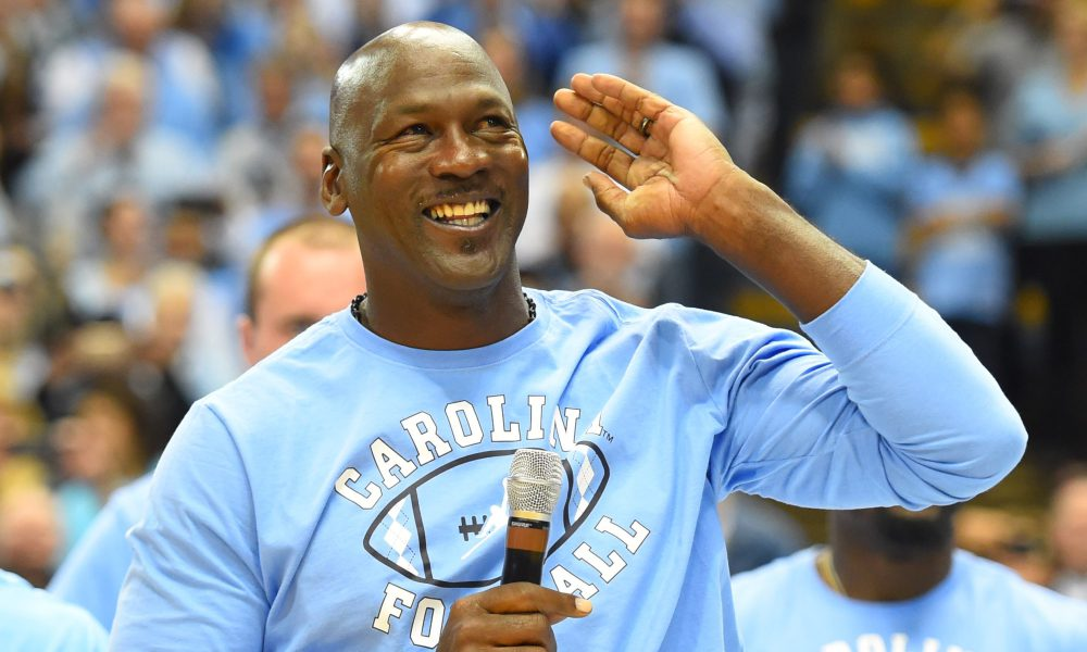 Michael Jordan to Donate $2 Million for Hurricane Florence Relief