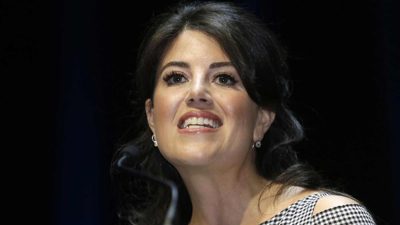 Monica Lewinsky Storms Out of Interview After She's Asked About Bill Clinton