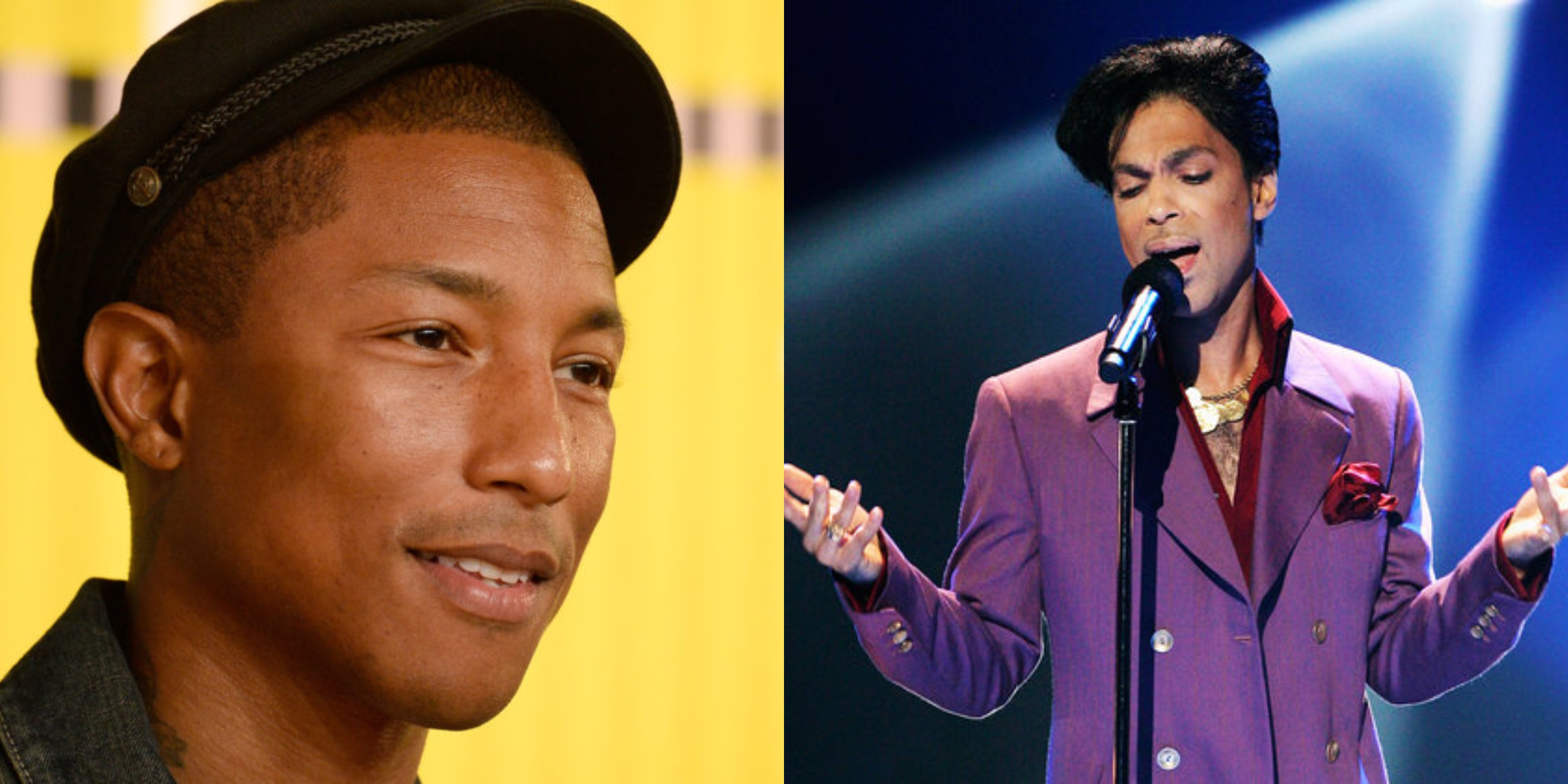 Pharrell Williams Initially Wrote 'Frontin' for Prince & 'Happy' for CeeLo Green
