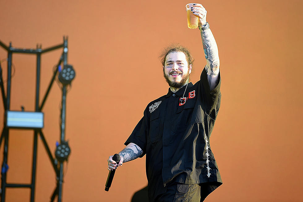 Post Malone's Old Home Was Robbed by Armed Suspects Looking for him
