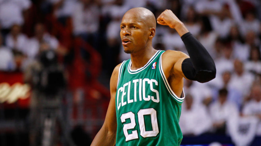 Ray Allen Places Bid for NBA All Stars to Join LeBron James' 'Space Jam 2'
