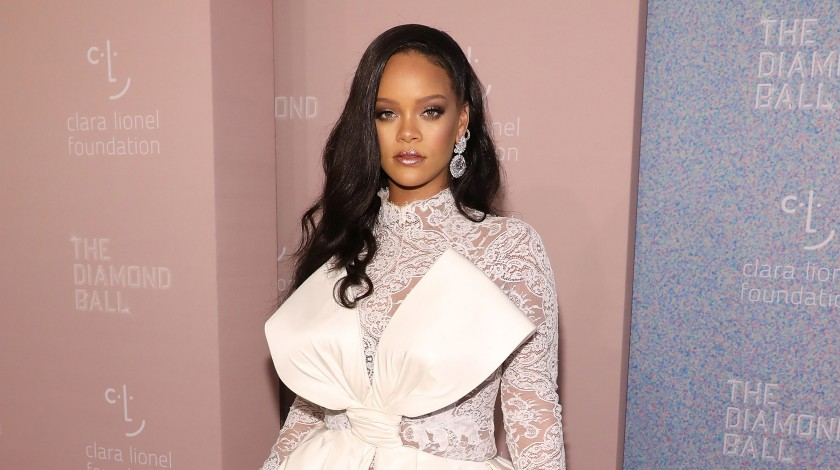 Rihanna Encourages Others to Help her Fight for Global Education in Op-Ed Piece