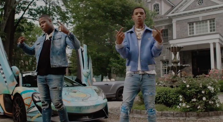 Casanova Releases Visuals for A Boogie Wit Da Hoodie-Assisted Single, 'Down B—h'