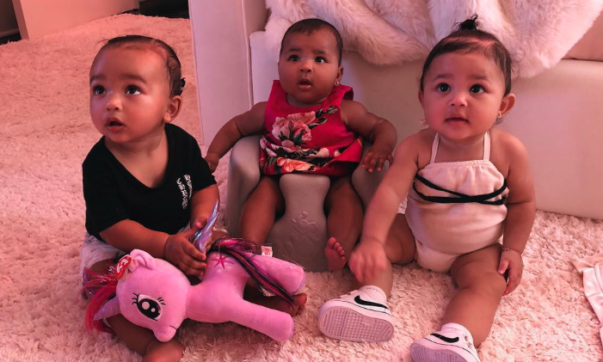 True Thompson is Dealing With Colorism at Just a Few Months Old
