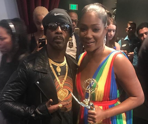 Katt Williams and Tiffany Haddish Hash Out Their Differences