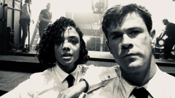 Take a First-Look at 'Men In Black' Starring Tessa Thompson