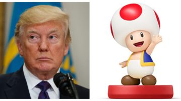 Stormy Daniels Said Donald Trump's Manhood Looks Like Toad From Mario Kart