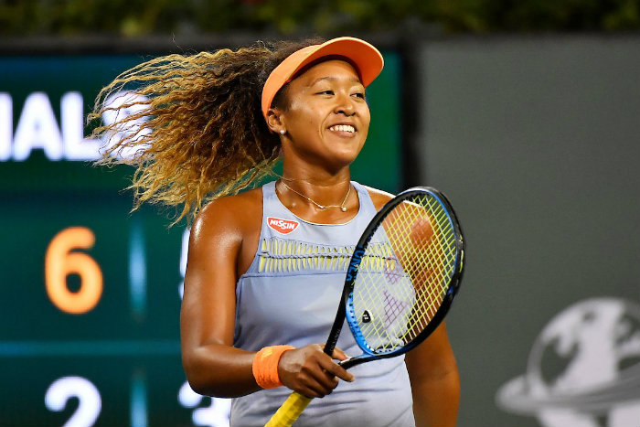 Tennis Star Naomi Osaka Says she Listened to Eminem & Nicki Minaj Before Beating Serena Williams