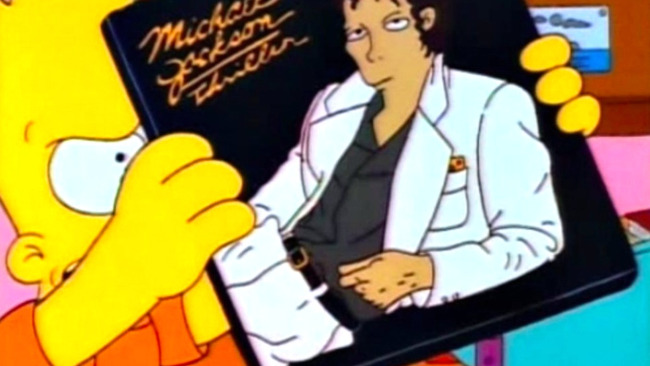 'The Simpsons' Creator Confirms Michael Jackson Cameo in 1991 Episode