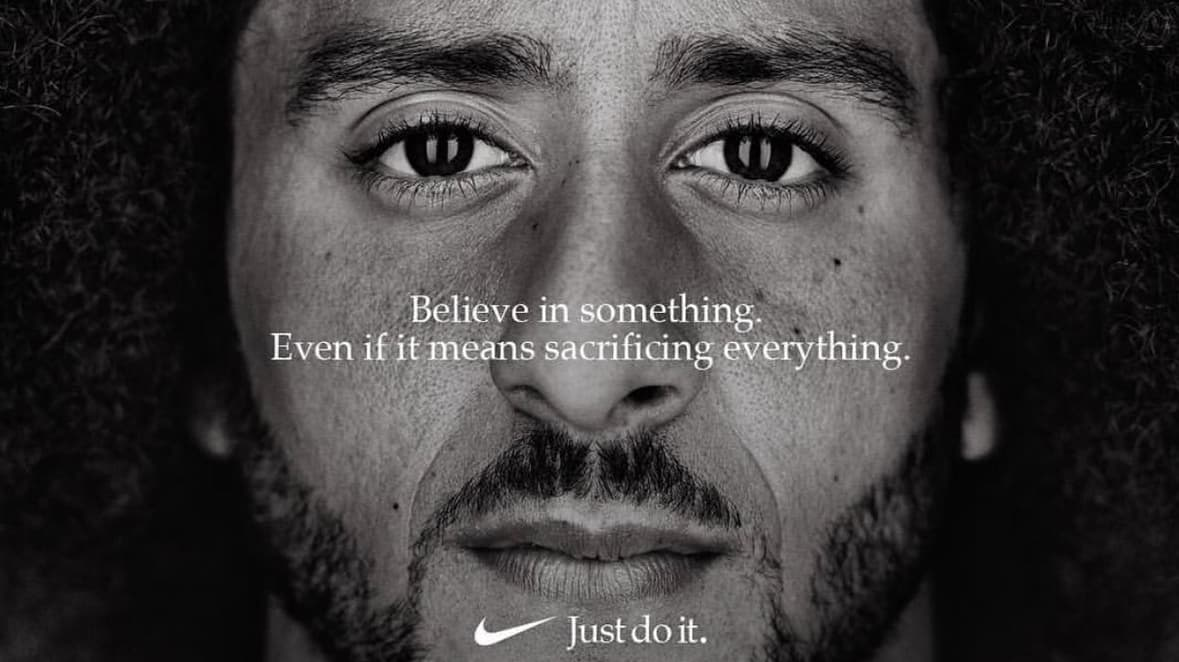 Trump Supporters React to Nike's Ad Campaign Starring Colin Kaepernick