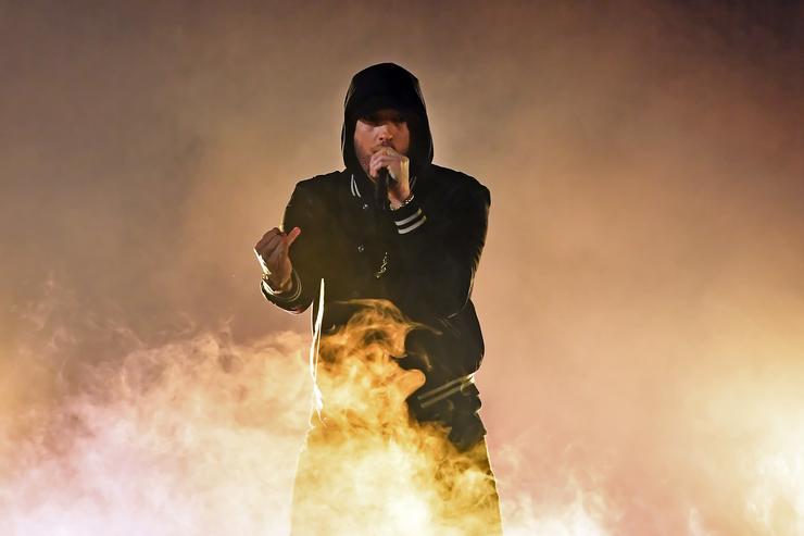 Eminem's New Kamikaze Album Reignites Old Beef With Rapper Ja Rule