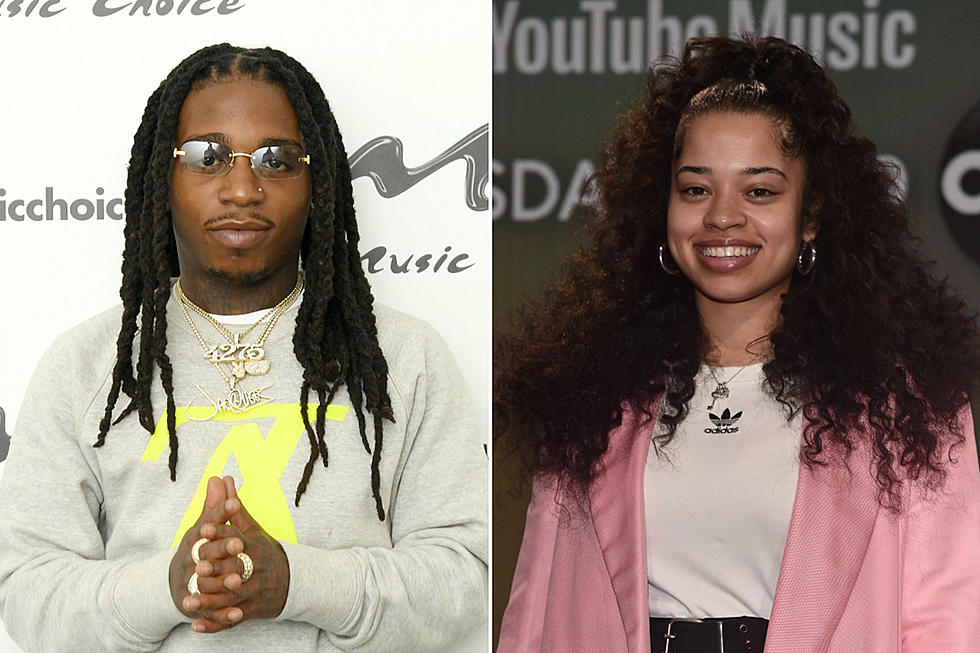 "Jacquees Forced To Remove His ""#Quemix"" To Ella Mai's ""Trip"""