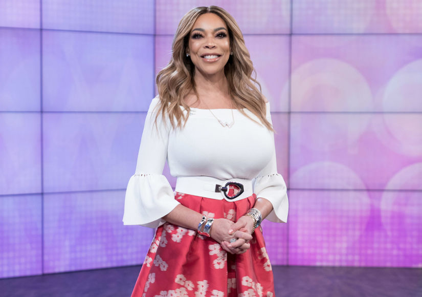 Wendy Williams Tells Us Why Julie Chen Really Quits 'The Talk'