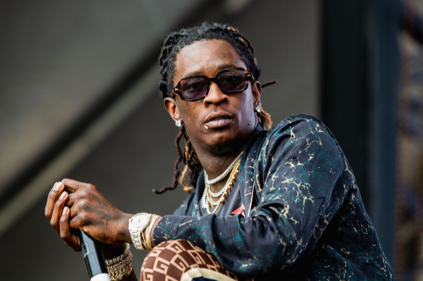 Young Thug Announces New Album 'On The Run' Dropping In Two Days
