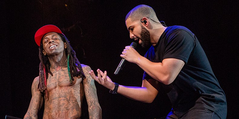 Lil Wayne Explains Why Drake Wasn't Featured on 'Tha Carter V'