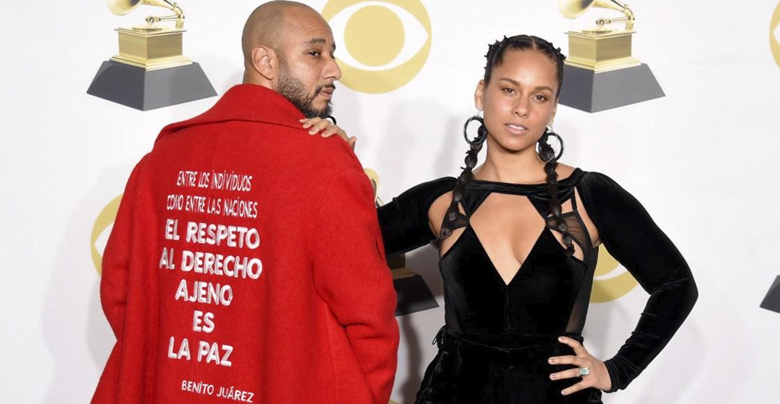 Alicia Keys Surprises Swizz Beatz With Aston Martin for his 40th Birthday
