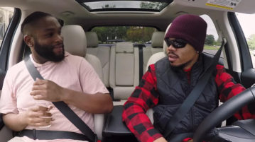 Chance The Rapper Goes Undercover as Lyft Driver to Raise Money for Chicago Public Schools