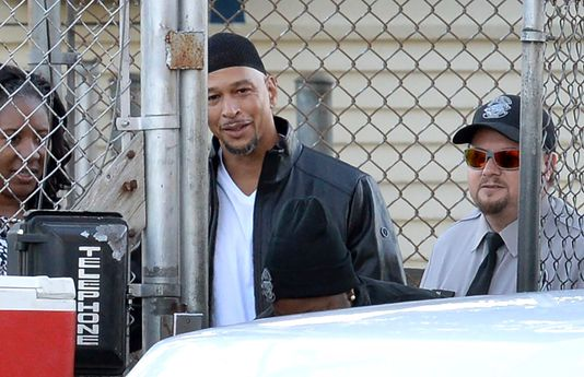 Ex-NFL Player, Rae Carruth, Released From Prison After 19 Years for Ordering Murder of Pregnant Girlfriend
