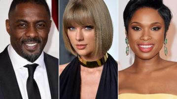 Idris Elba Joins Jennifer Hudson, Taylor Swift in 'Cats' Movie Adaptation