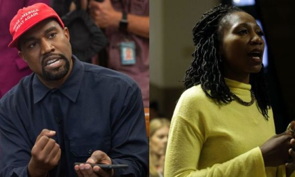 Kanye West Donates $73K to Amara Enyia's Chicago Mayoral Campaign