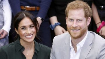 Meghan Markle and Prince Harry are Expecting Baby No. 1