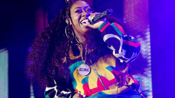 Missy Elliott is Working on a New Album