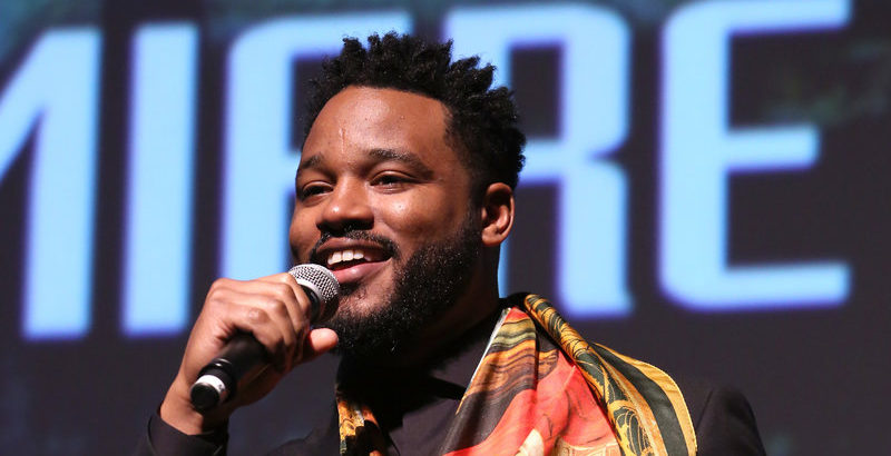 Ryan Coogler to Write, Direct 'Black Panther 2'