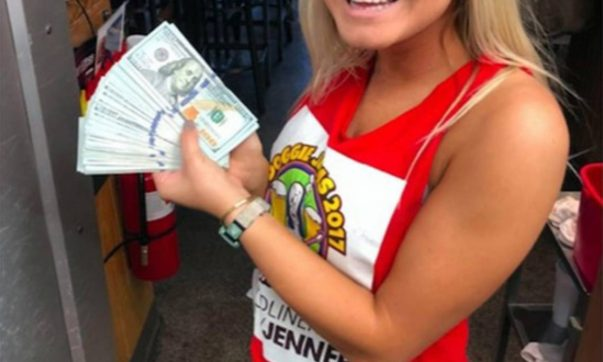 Server Given $10,000 Cash Tip by YouTube Personality who Only Ordered Water