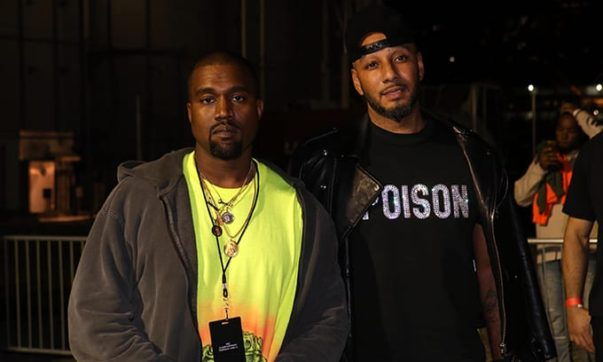 Swizz Beatz Calls out Kanye West: 'F--k the MAGA Hat'