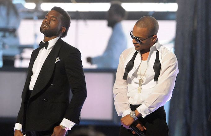 T.I. Says He's Officially Done With Kanye West After Trump Meeting