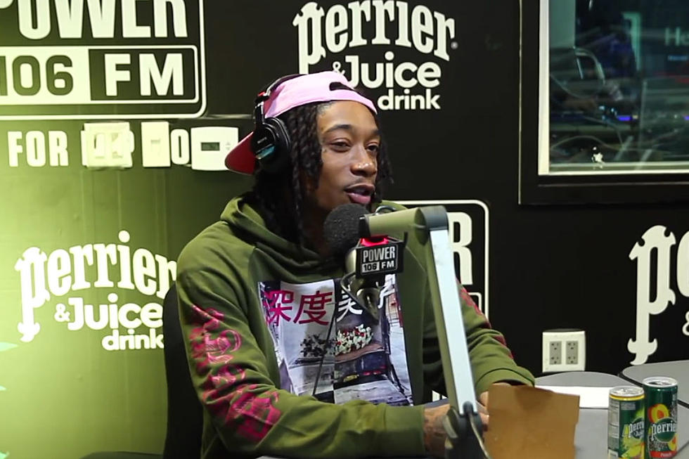 Wiz Khalifa's Upcoming Album Will be All R&B