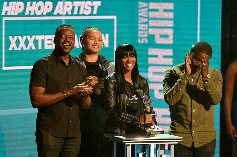 XXXTentacion was Posthomously Awarded Best New Artist at 2018 BET Hip-Hop Awards
