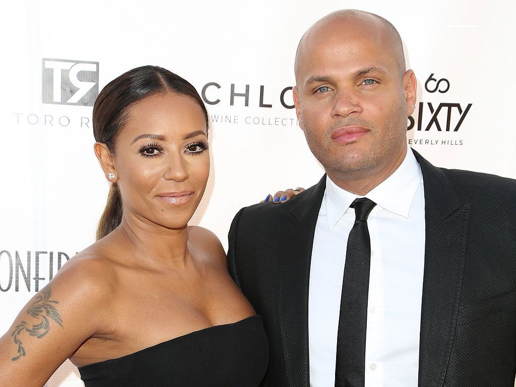 """Mel B's Ex-Hubby Claims She Has A """"Distaste"""" Towards African Americans"""