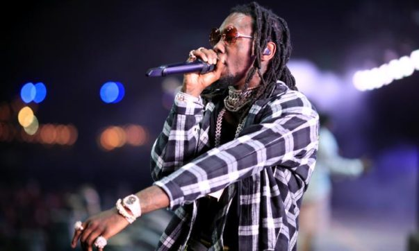Bling Bling: Offset Cashes Out $100K on Custom Diamonds and Cartier Frames