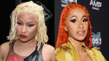 Cardi B Was Reportedly Plan B for Little Mix's 'Woman Like Me' After Nicki Minaj Stalled