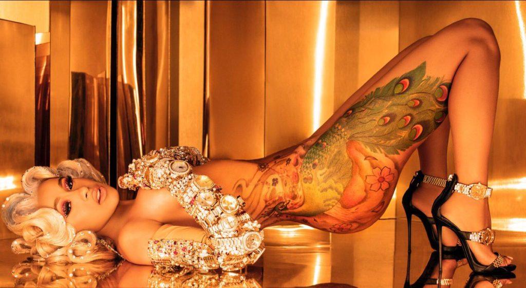 Cardi B's New Single, 'Money' Gets Leaked