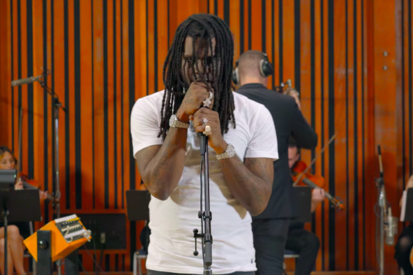 Chief Keef Performs 'Faneto' & More Drill Hits With Live Orchestra