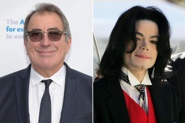 Choreographer Kenny Ortega Claims Michael Jackson 'Whispers' in his Ear