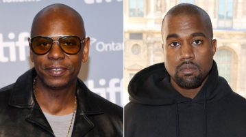 Dave Chappelle Thinks Kanye West's White House Meeting Was a Manic Episode