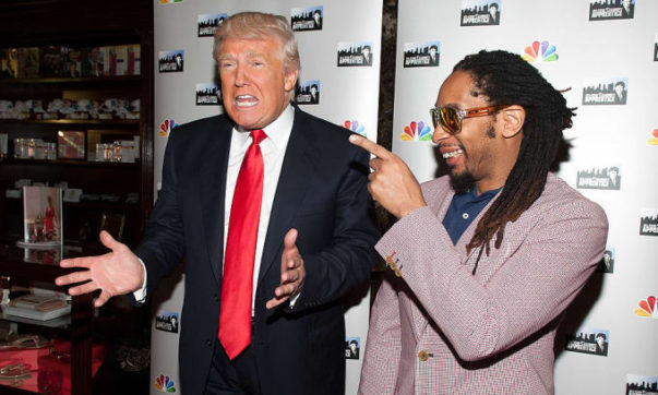 Donald Trump Claims he Doesn't Know Lil Jon Although he Starred on 'Celebrity Apprentice'