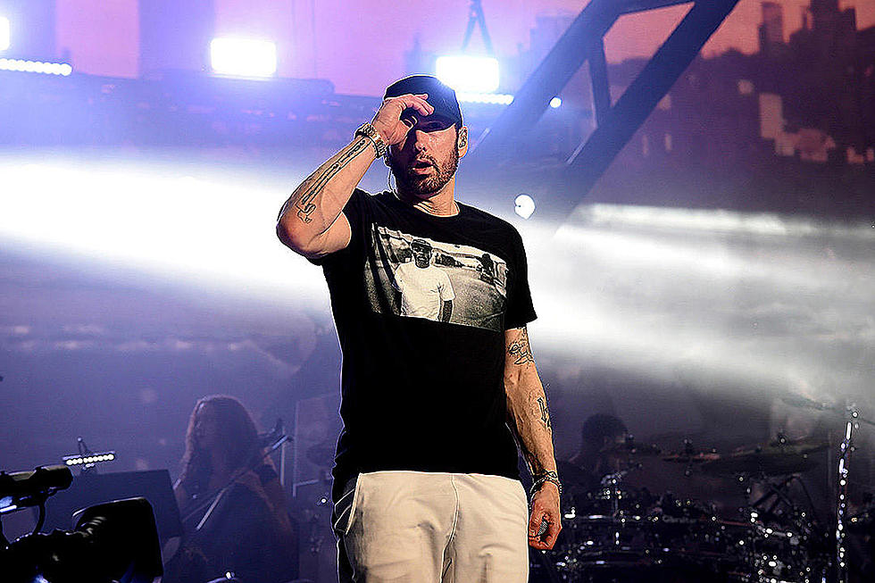 Eminem Rents Movie Theater for Fans to Exclusively Watch his New Battle Rap Film, 'Bodied'