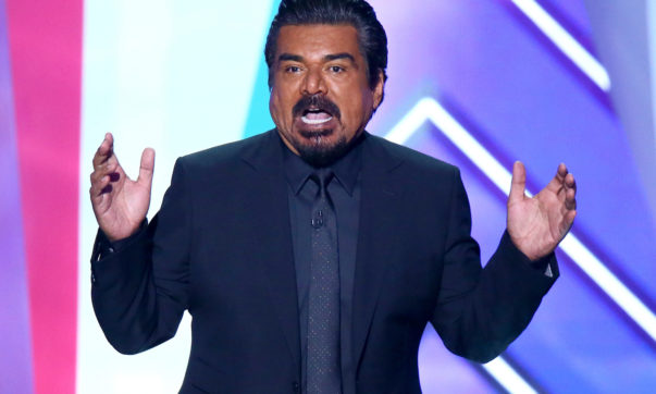 George Lopez Charged With Battery Following Scuffle With Trump Supporter