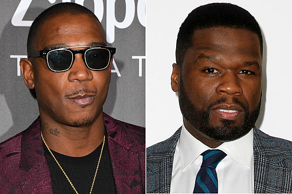 Ja Rule Calls 50 Cent a 'Ring Kissing Coon' for Not Using his Platform to Encourage Young Voters