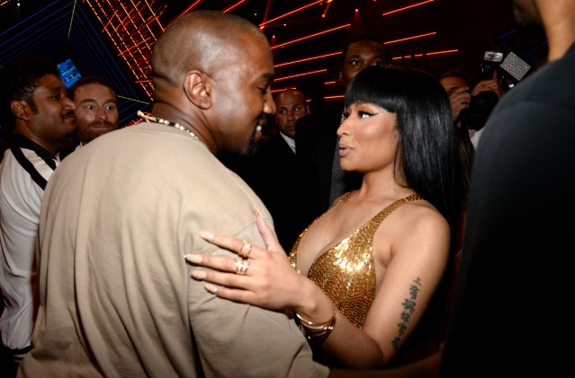 Kanye West and Nicki Minaj to Collaborate on Track About Body Shaming for 'Yhandi'