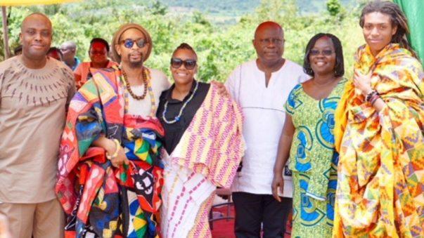 Lil Jon Opens Second School in Ghana