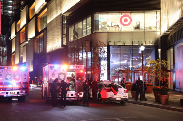 Man Fatally Shot in Target in Downtown, Brooklyn