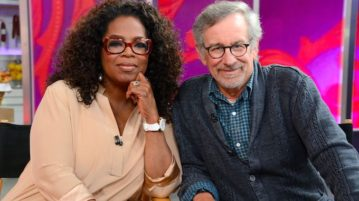 Oprah Winfrey, Steven Spielberg to Produce 'The Color Purple' Movie Musical