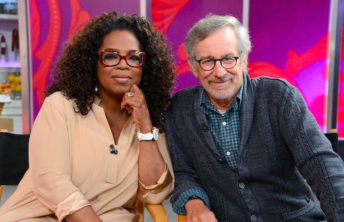 Oprah Winfrey, Steven Spielberg to Produce 'The Color Purple' Movie Musical