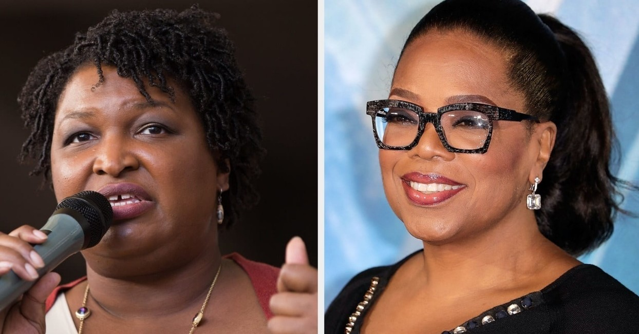 Oprah Winfrey is Heading to Georgia to Campaign for Stacey Abrams